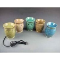 Decorative Vase Style Ceramic Electric Wax Warmer Oil Burner(Set Of 5)