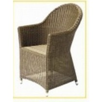 Decorative Wicker Modern Rattan Restaurant Chair