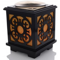 Decorative Wooden Aroma Lamp