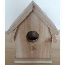 Decorative Wooden Bird House