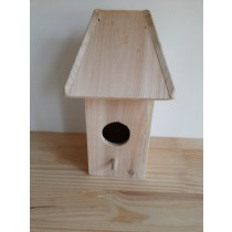Decorative Wooden Bird House 25x16x13.5