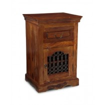 Decorative Wooden Cabinet With Drawer
