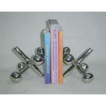 Decorative Aluminum Bookend