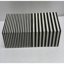 Designed Bone Jewellery Box  25X18X7