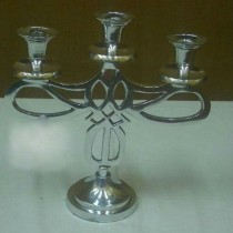 Designer 3 Arm Candle Stand