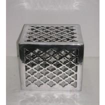 Designer Aluminum Stool