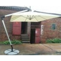 Dia 2.5 M Square Small Aluminum Hanging Umbrella