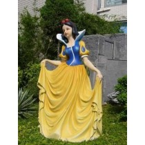 Disney Princess Garden Sculptures
