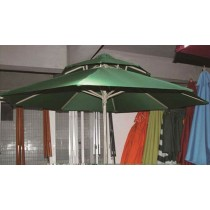Double-top Hand-Pulled String Umbrella(Size 300 X 300 Cm)