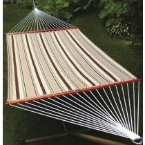 Double Person Quilted Fabric Hammock