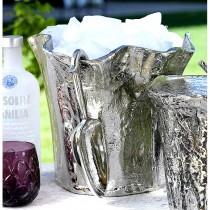 Durable Aluminum Ice Bucket