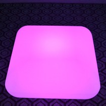 Durable Color Changing Led Bar Table