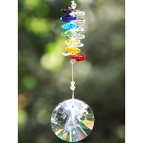 Durable Crystal Hanging Sun Catchers
