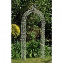 Durable Handmade Wrought Iron Garden Arch