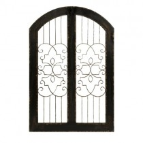 Durable Iron Panel 48 Inch Height