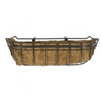 Durable Metal Bronze Window Box