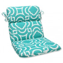 Durable Polyester 21 Inch Lounge Chair Cushion