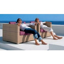 Durable Rattan Sofa Set
