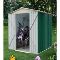 Durable Steel Outdoor Garden Shed
