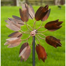 Elegant Copper Finish Iron Weathervanes