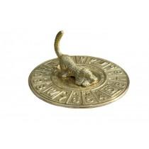 Elegant Design Brass Garden Sundial -1