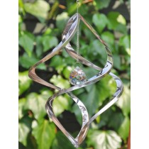 Elegant Design Crystal Hanging Weathervanes