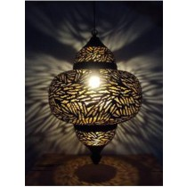 Elegant Design Etching Lamp