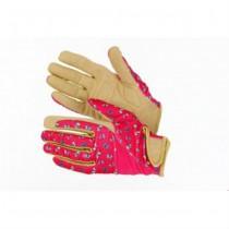 Elegant Design Pink Gardening Gloves