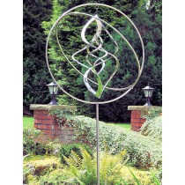 Elegant Design Stainless Steel Garden Weathervanes