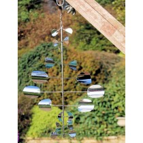 Elegant Hanging Stainless Steel Weathervanes