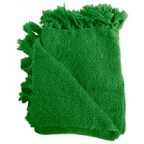 Emerald Green 50 X 70 Inch Throw