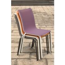 Extilene chair Steel Armrest