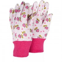 Fairy Design Junior Garden Gloves