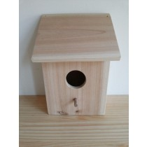 Fir Wood Unique Style Bird House