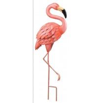 Flamingo Garden Stake