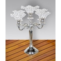 Flower Five Arm Candle holder