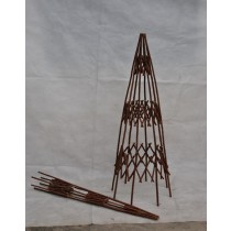 Folding Willow Obelisk