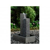 Fountain Gaudy Black-60X65X95cm