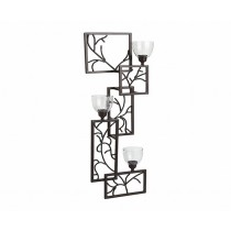 Frame Shape Wall Candle Holder