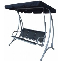 Garden Decorative 3 Seater Swing Chair