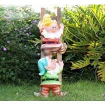 Garden Sculptures(Size 19.9 X 5 X 46.6 Cm)