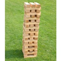 Giant Tumble Tower 57 Blocks