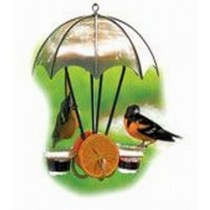 Glass Oriole Jelly Bird Feeder