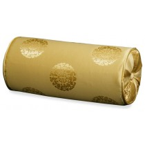 Gold Silk 14.5 Inch Cushion