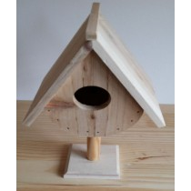 Gorgeous Garden Decor Bird House
