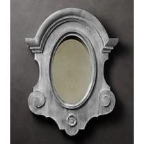 Medium Density Fiber Hand Curved Mirror Frame