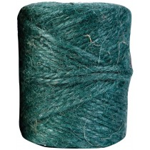 Green 200 Feet Twisted Jute Gardening Twine