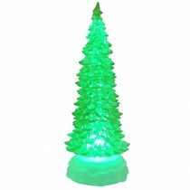 Green LED Acrylic Christmas Tree Light