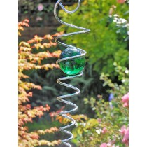 Green Marble Hanging Garden Weathervanes