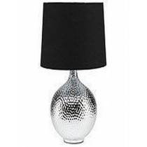 Hammered Vase Table Lamp